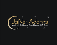Ja'Net Adams  Logo - Entry #95