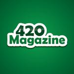 420 Magazine Logo Contest - Entry #14