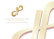 J. Pink Associates, Inc., Financial Advisors Logo - Entry #91