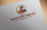 Sanford Krilov Financial       (Sanford is my 1st name & Krilov is my last name) Logo - Entry #488