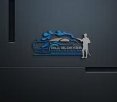 Bill Blokker Spraypainting Logo - Entry #23