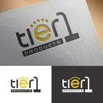 Tier 1 Products Logo - Entry #222