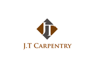 J.T. Carpentry Logo - Entry #92