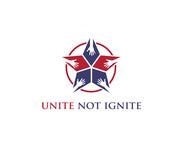 Unite not Ignite Logo - Entry #101
