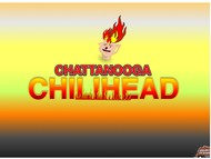 Chattanooga Chilihead Logo - Entry #119