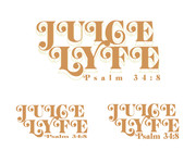 JuiceLyfe Logo - Entry #92