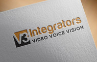 V3 Integrators Logo - Entry #216