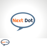 Next Dot Logo - Entry #388