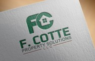 F. Cotte Property Solutions, LLC Logo - Entry #255