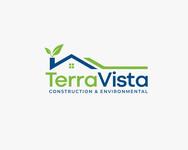TerraVista Construction & Environmental Logo - Entry #369