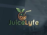 JuiceLyfe Logo - Entry #159