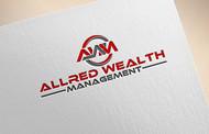 ALLRED WEALTH MANAGEMENT Logo - Entry #28