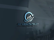 4P Wealth Trust Logo - Entry #203