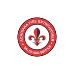 Acadiana Fire Extinguisher Sales and Service Logo - Entry #303