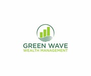 Green Wave Wealth Management Logo - Entry #210