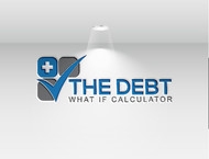 The Debt What If Calculator Logo - Entry #68