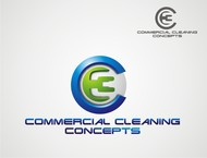 Commercial Cleaning Concepts Logo - Entry #30