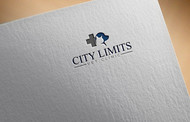 City Limits Vet Clinic Logo - Entry #389