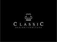 classic design furniture Logo - Entry #76
