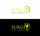 SURGE dance experience Logo - Entry #156