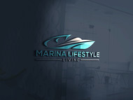 Marina lifestyle living Logo - Entry #142