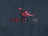 Helo Aire Logo - Entry #150