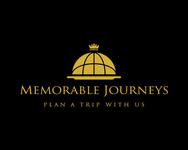Memorable Journeys Logo - Entry #38