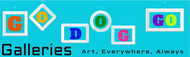 Go Dog Go galleries Logo - Entry #96