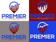 Premier Accounting Logo - Entry #71