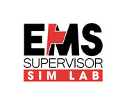 EMS Supervisor Sim Lab Logo - Entry #171