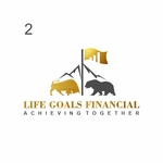 Life Goals Financial Logo - Entry #206