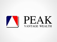 Peak Vantage Wealth Logo - Entry #96