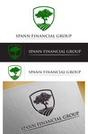 Spann Financial Group Logo - Entry #593