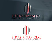 Birks Financial Logo - Entry #213