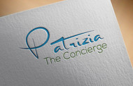 Patrizia The Concierge Logo - Entry #61