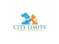 City Limits Vet Clinic Logo - Entry #268