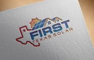First Texas Solar Logo - Entry #150