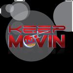 Keep It Movin Logo - Entry #415