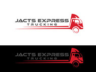 Jacts Express Trucking Logo - Entry #109