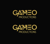 CAMEO PRODUCTIONS Logo - Entry #163