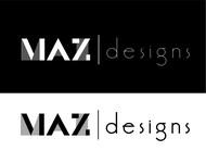Maz Designs Logo - Entry #304