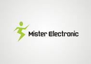 Mister Electronic Logo - Entry #21