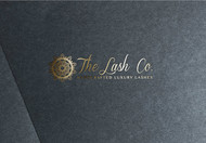 the lash co. Logo - Entry #67