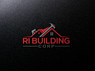 RI Building Corp Logo - Entry #95