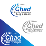 Chad Studier Insurance Logo - Entry #160