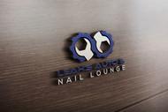 Leah's auto & nail lounge Logo - Entry #141