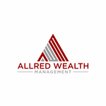 ALLRED WEALTH MANAGEMENT Logo - Entry #888
