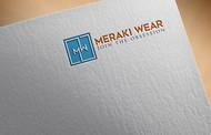 Meraki Wear Logo - Entry #51