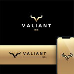 Valiant Inc. Logo - Entry #227