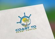 coast to coast canvas Logo - Entry #72